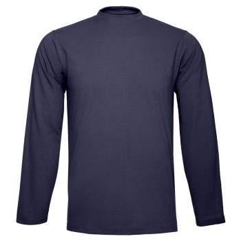 Basic Langarmshirt bedrucken
