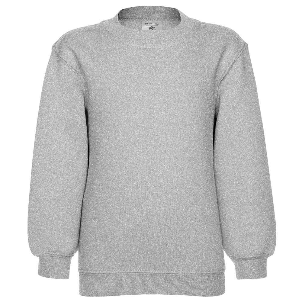 Klassisches Kinder Set-In Sweatshirt