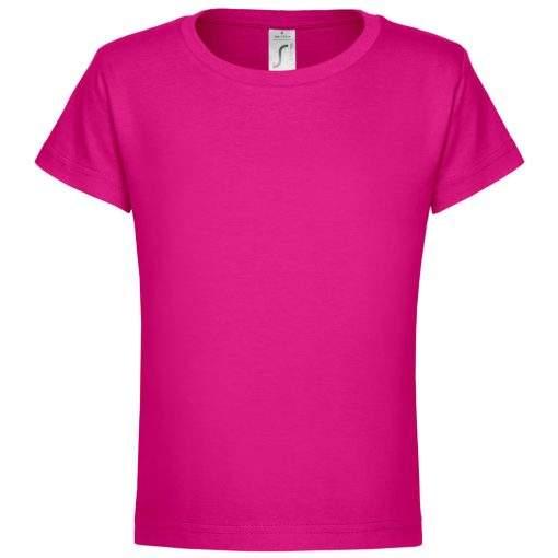 Mädchen T-Shirt bedrucken