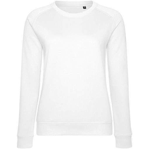 Klassisches Ladies Set-In Sweatshirt bedrucken