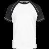 JN010 1 white black