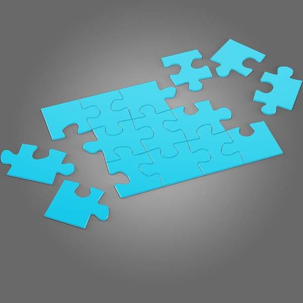 puzzle bedrucken