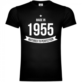 Made in 1955 Matured To Perfection T-Shirt