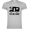 Yes We Camp T-Shirt