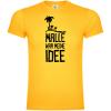 Malle war meine Idee T-Shirt