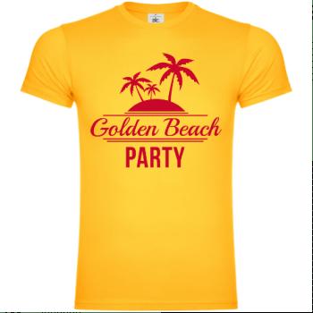 Golden Beach PartyT-Shirt