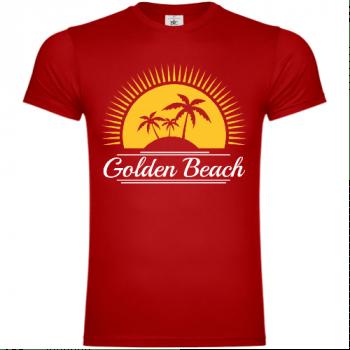 Golden BeachT-Shirt
