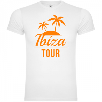 Ibiza Tour T-Shirt