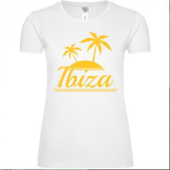 Ibiza Frauen T-Shirt