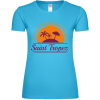 Saint Tropez Frauen T-Shirt