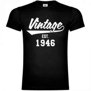 Vintage established 1946 T-Shirt