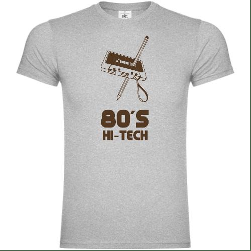 80's HI-TECH T-Shirt