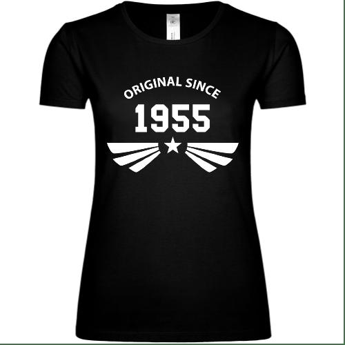 Original since 1955 Frauen T-Shirt