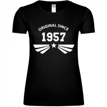 Original since 1957 Frauen T-Shirt