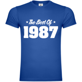 The Best Of 1987 T-Shirt