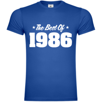 The Best Of 1986 T-Shirt