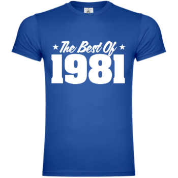 The Best Of 1981 T-Shirt