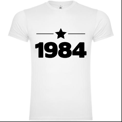 1984 Year of Birth T-Shirt