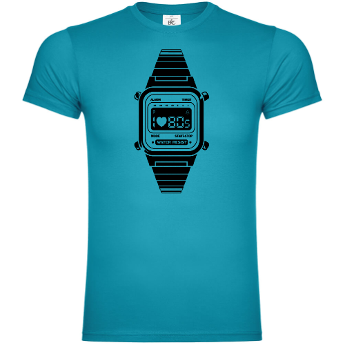 80s Watch T-Shirt