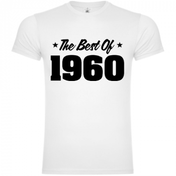 The Best Of 1960 T-Shirt