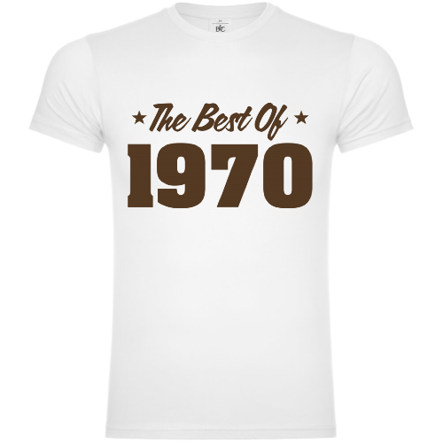 The Best Of 1970 T-Shirt