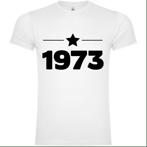 1973 Year Of Birth T-Shirt