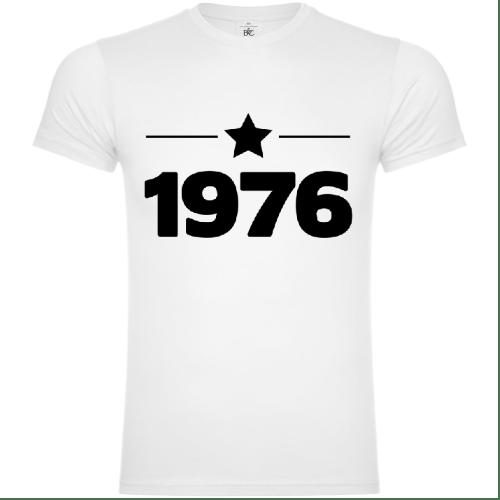 1976 Year Of Birth T-Shirt