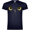 Owl Face Scary T-Shirt