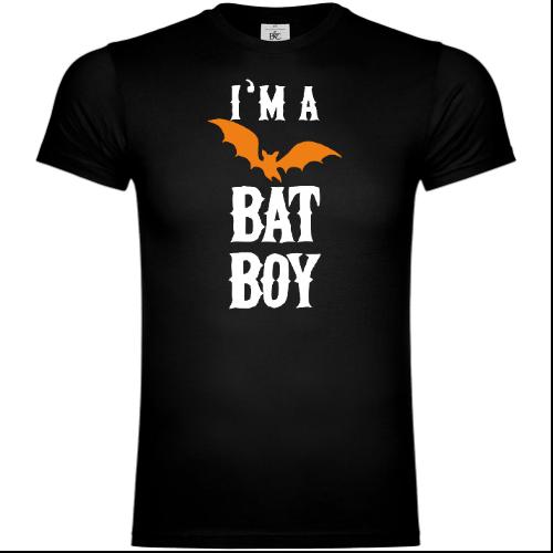 I Am A Bat Boy T-Shirt