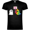 Hippie Ghost T-Shirt