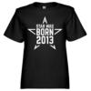 2013 A Star Was Born Kinder T-Shirt