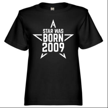 2009 A Star Was Born Kinder T-Shirt
