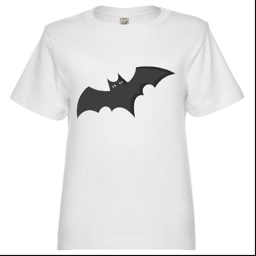 Flying Bat Kinder T-Shirt