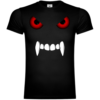 Vampire Face Horror T-Shirt