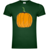 Großer Kürbis T-Shirt