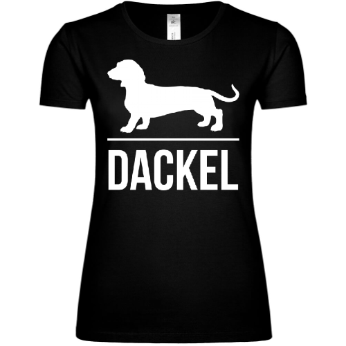 Dackel Frauen T-Shirt