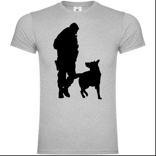 Polizeihund T-Shirt