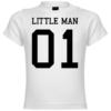 Little Man 01 Kinder T-Shirt