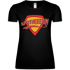 Superheldin Apothekerin Frauen T-Shirt