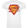 Superheld Postbote T-Shirt