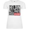 Heldin Des Alltags Kassiererin Frauen T-Shirt
