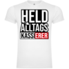 Held Des Alltags Kassierer T-Shirt