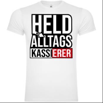 Held Des Alltags Kassierer T-Shirt