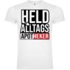 Held Des Alltags Apotheker T-Shirt