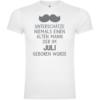 Unterschätze niemals einen alten Mann - Juli T-Shirt