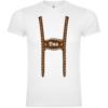 Lederhosen Bua T-Shirt
