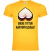 Dicke Titten Kartoffelsalat T-Shirt