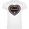 Traummann Lebkuchenherz T-Shirt