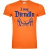 I mog Dirndln T-Shirt