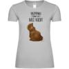 Irgendwas stimmt mit Hasi nicht Frauen T-Shirt